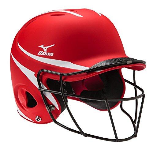 Mizuno Mvp Batting Helmet - 8