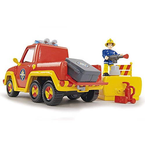Fireman Sam - Fire Engine Venus [Amazon Exclusive] by Simba (Image #1)