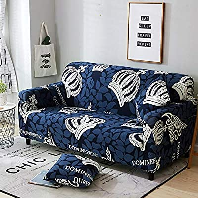 Pcsacdf Floral Printing Sofa Cover Flexible Stretch Big Elasticity Couch Cover Loveseat Corner Cover Sofa Slipcover Cogines Para Sofa 1 Seat 90 140cm Color 9 Buy Online At Best Price In Uae Amazon Ae