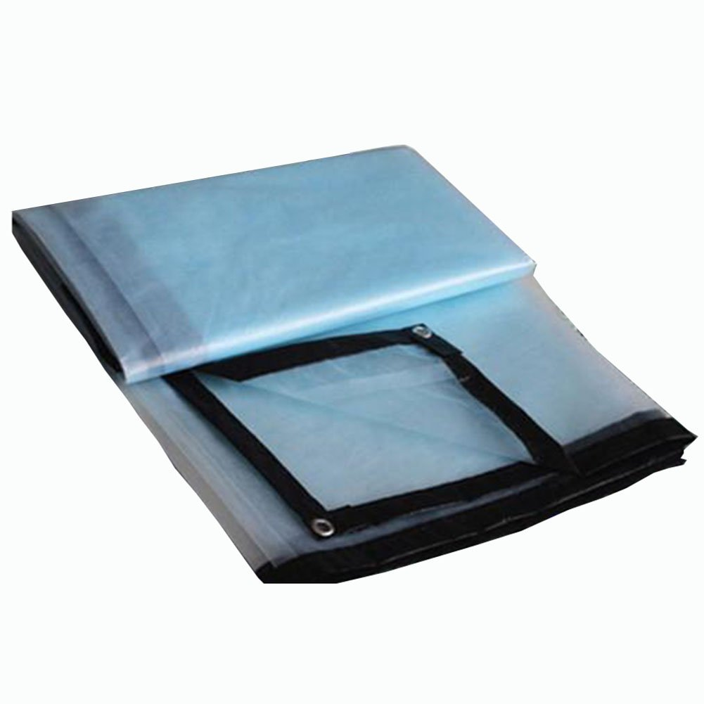 JIANFEI オーニング 防水耐寒性防風アンチエイジング温室用断熱材ポリエチレンカスタマイズ可能 (色 : クリア, サイズ さいず : 4x5m) B07FYK5S9T 4x5m|クリア クリア 4x5m