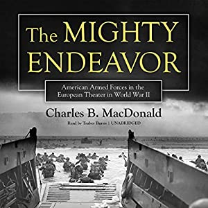 The Mighty Endeavor Audiobook