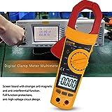 Bonni ZOTEK VC902 Digital Clamp Meter 6000 Counts High Precision Multimeter AC DC Current Voltage Tester Handle Multimeter Tool