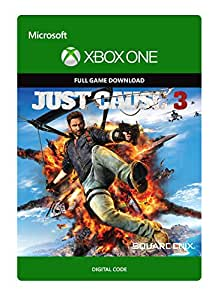 just cause 3 xbox one digital code video games. Black Bedroom Furniture Sets. Home Design Ideas