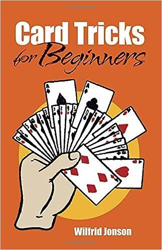 Magic Tricks and Card Tricks (Dover Magic Books)