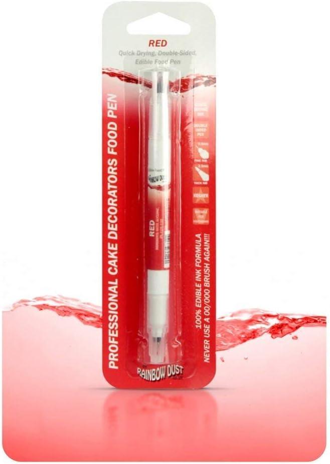 1 X Food Pen - Red