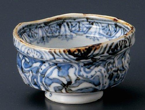 SYOUZUI-FUKURA 4.5inches MATCHA BOWLJiki Japanese Original Porcelain by Watou.asia