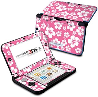 product image for Aloha Pink - DecalGirl Sticker Wrap Skin Compatible with Nintendo Original 3DS XL