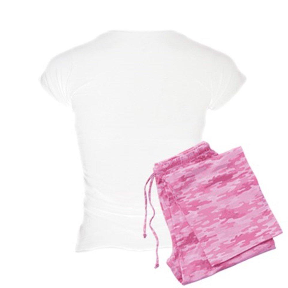 Im Writing Pajamas Go Away CafePress Womens Pajama Set