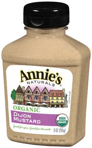 Annies Homegrown Organic Dijon Mustard - 9oz (2 Pack)