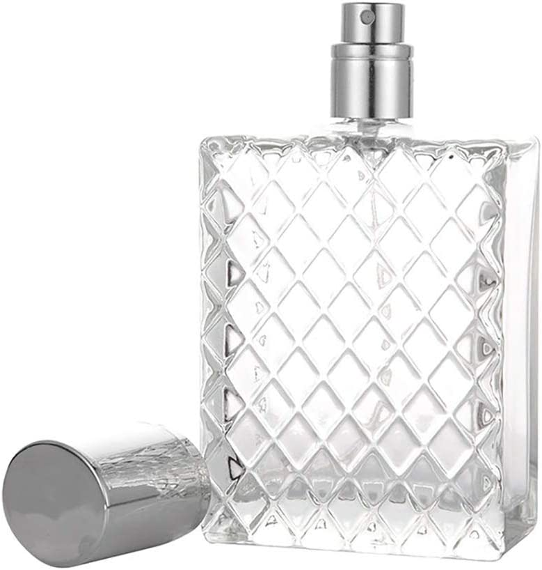 Amandia 100ml Perfume Bottle Square