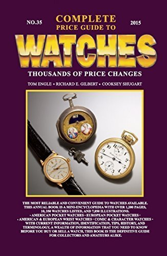The Complete Price Guide to Watches by Tom Engle (2015-03-24)