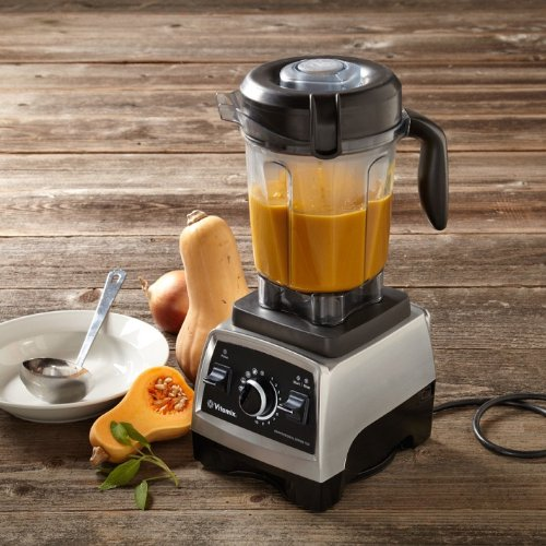 Vitamix Professional Series 750 Brushed Stainless Finish with 64-Oz. Container by Vitamix (Image #3)