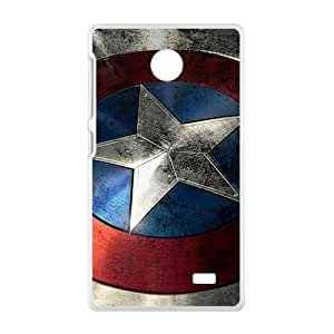 captain america's shield Phone Case for Nokia Lumia X