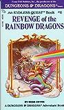 Revenge of the Rainbow Dragons, Rose Estes, 0880380217