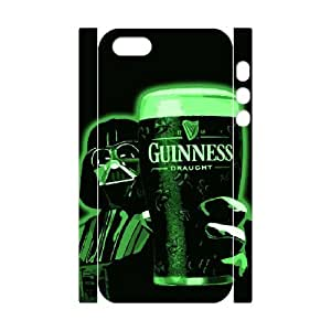 Guinness Stout for iphone 5 5S 3D Cell Phone Case & Custom Phone Case Cover R82A879381