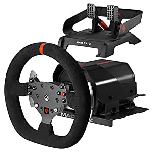 Mad Catz Pro Racing Force Feedback Wheel and Pedals - Xbox One