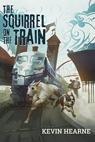 Oberon's Meaty Mysteries: The Squirrel on the Train ()