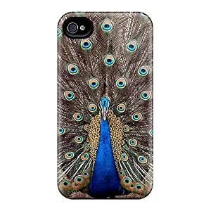 Hot Tpye Pavo Real Case Cover For Iphone 4/4s by icecream design