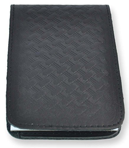 Leather Memo Pad Holder - Tactical 365 Operation First Response Leather Memo Pad Holder
