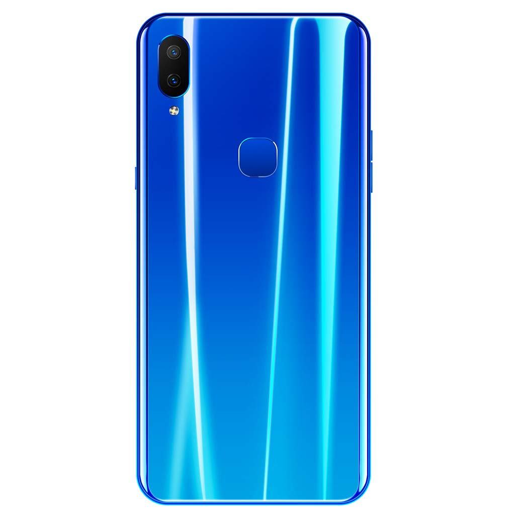 Chinaware X23 6.2 Inch Dual HD Camera Water Drop Screen Smartphone with GPS - Big 3800mAh Battery,New Portrait Mode,Fashion Design - Support Face Unlocking and Fingerprint Unlocking (Blue) by Chinaware (Image #2)