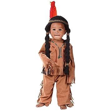 sc 1 st  Amazon.com & Amazon.com: Child Indian Boy Costume - Small (4-6): Baby