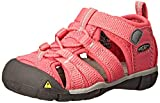 KEEN Seacamp II CNX Sandal (Toddler/Little Kid/Big Kid), HONEYSUCKLE/NEUTRAL GRA, 13 M US Little Kid