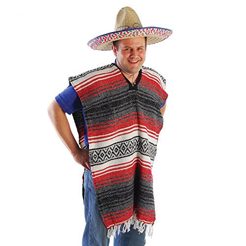 US Toy Adult Economy Poncho]()
