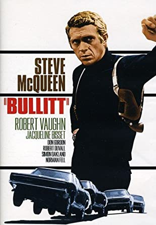 Amazon Com Bullitt Steve Mcqueen Robert Vaughn Jacqueline Bisset
