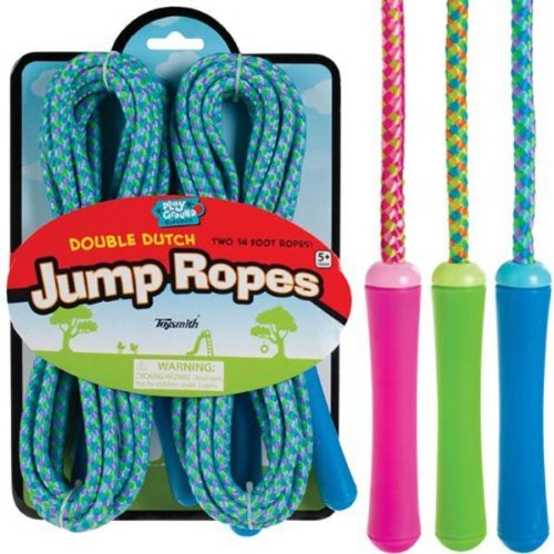 Toysmith Double Dutch Ropes colors