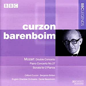 Mozart:  Concerto for Two Pian