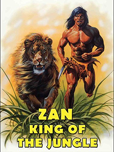 Zan King Of The Jungle