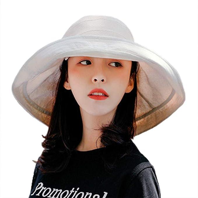 Sun Hat for Womens,Girls Sun Hats Wide Brim Hats Bucket Hats Summer  Fisherman Hat Beach Hat UPF50+ Protection Outdoor Caps