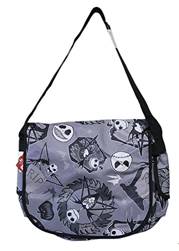 NIGHTMARE BEFORE CHRISTMAS JACK MESSENGER BAG TOTE BACKPACK