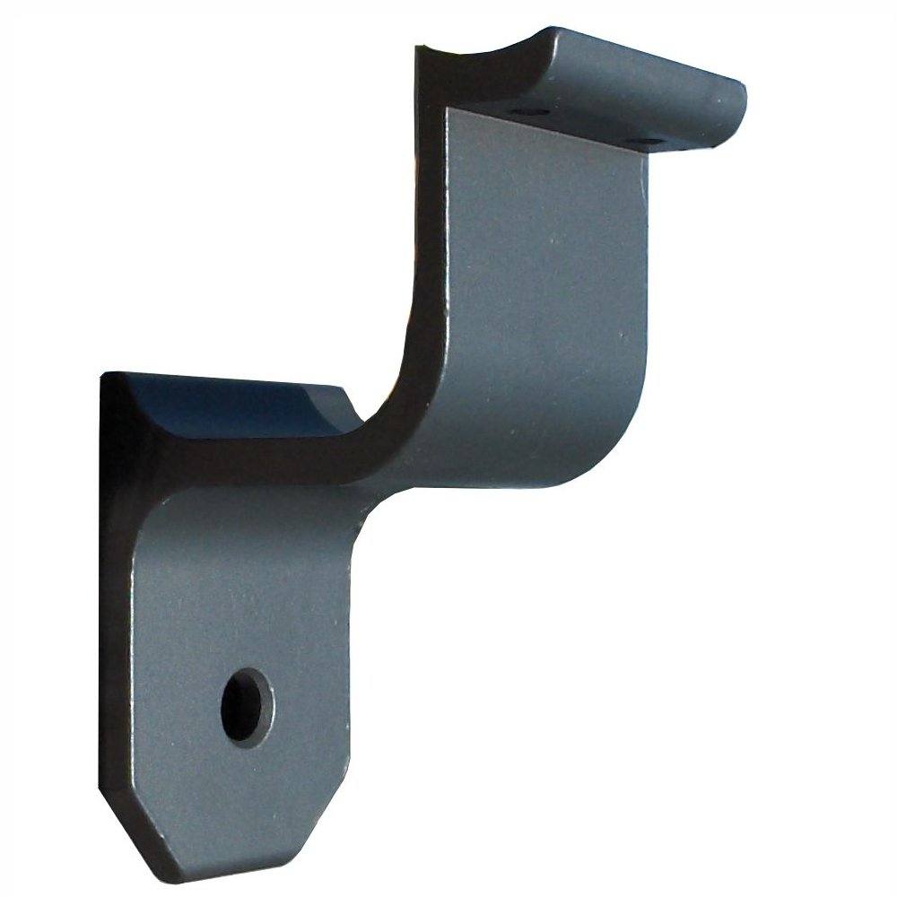 Contractor Handrail ADA Handrail Wall Bracket in Bronze by Contractor Handrail