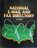 National E-mail and Fax Directory, Cengage Gale, 0787659304