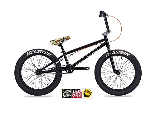 EASTERN COBRA BMX BIKE 2017 BICYCLE BLACK AND CAMO