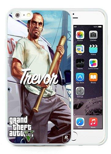 Iphone 6 Plus Tpu Case Gta 5 Trevor With Bat And Van Iphone