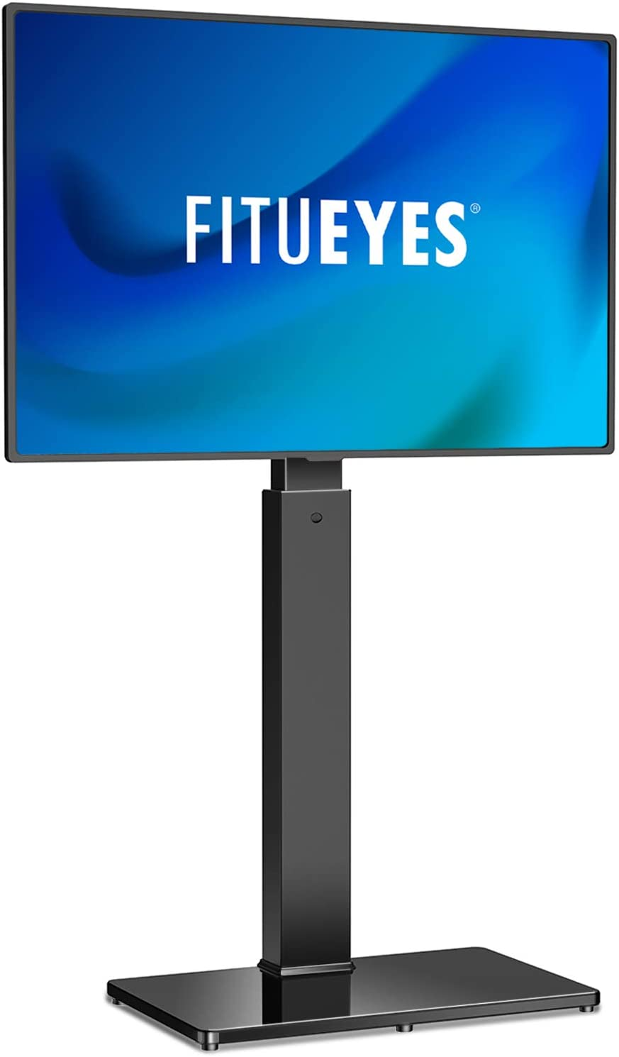 """Universal Led Flat Screen TV Floor Stand Mount for Video Monitors up to 40/"""""""