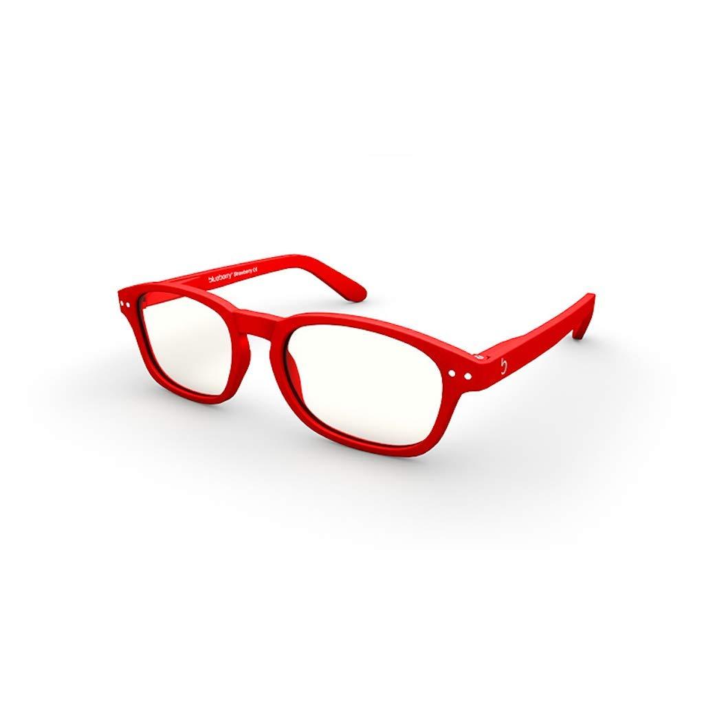 7353b842eed Amazon.com  Blueberry Computer Glasses -S-Black - Clear Lenses-  (Blackberry