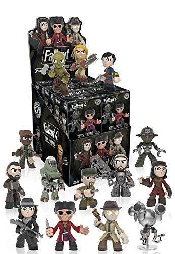 Funko Fallout 4 Mystery Minis Toy Action Figures (2 random mystery mini packs)