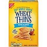 Wheat Thins, Hint of Salt, 9.1oz Review