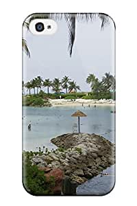 First-class Case Cover For Iphone 4/4s Dual Protection Cover Place