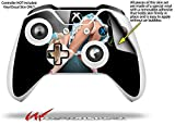Alice Pinup Girl - Decal Style Skin fits Microsoft XBOX One S and One X Wireless Controller