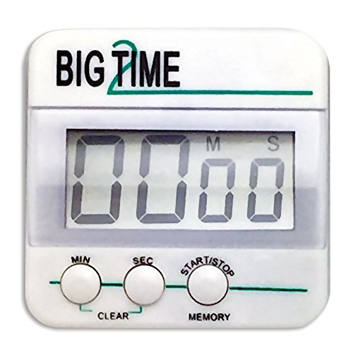 Ashley Productions Big Time Too Up/Down Timer Magnetic Border - Big Game Timer