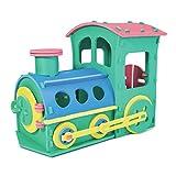 Zoeshare Kids Foam Train Engine Playset