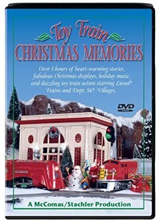 Amazon Com Toy Train Christmas Memories By Tm Books Video Movies