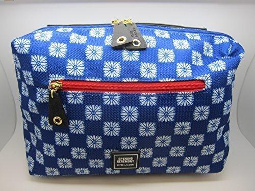 2015 New Estee Lauder Large Cosmetic Makeup Bag Zipper Pouch by Estee Lauder
