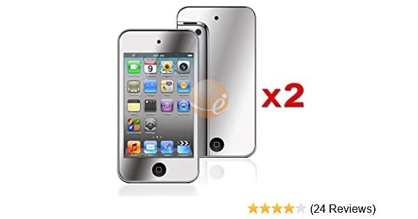 Screen Protectors Mirror Screen Protector for Apple iPod Touch 4th ...