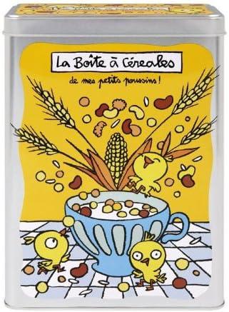 Caja para cereales, diseño de pollitos, color pequeños Derrière la ...