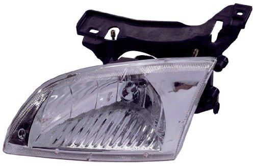 Depo 335-1102L-AS Chevrolet Cavalier Driver Side Replacement Headlight Assembly (Chevy Chevrolet Cavalier Headlight)